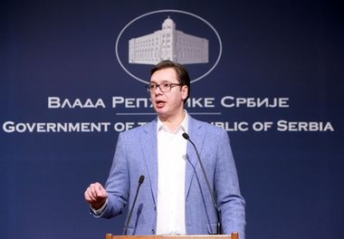 Serbia will not allow attack on its people in Kosovo-Metohija