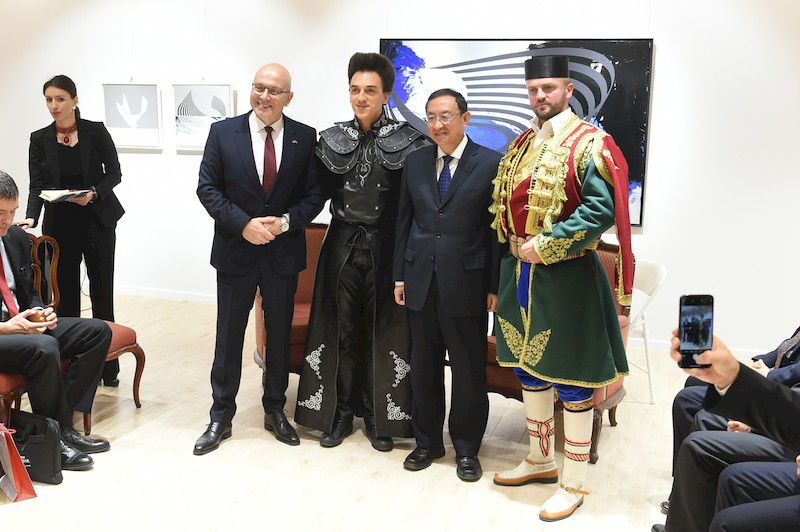 Serbian Cultural Centre opened in Beijing