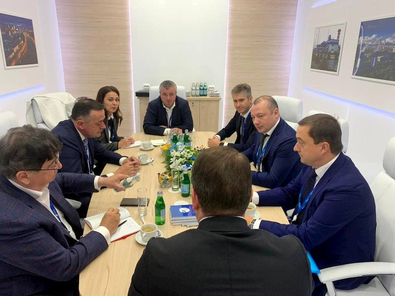 Antic to attend gas forum in St. Petersburg