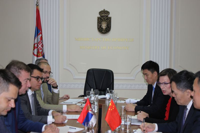 Serbia-China economic cooperation gets better and better
