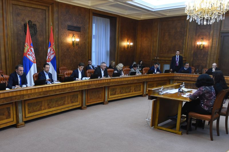 Amendments to Law on Financing of Political Activities adopted
