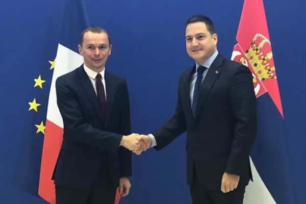 Aid of France to public administration reform in Serbia