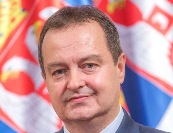 Dacic extends Christmas greetings