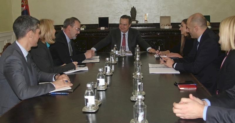 Making bilateral relations of Serbia, United States stronger