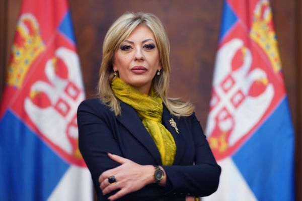 Continuous support of citizens to Serbia's EU membership
