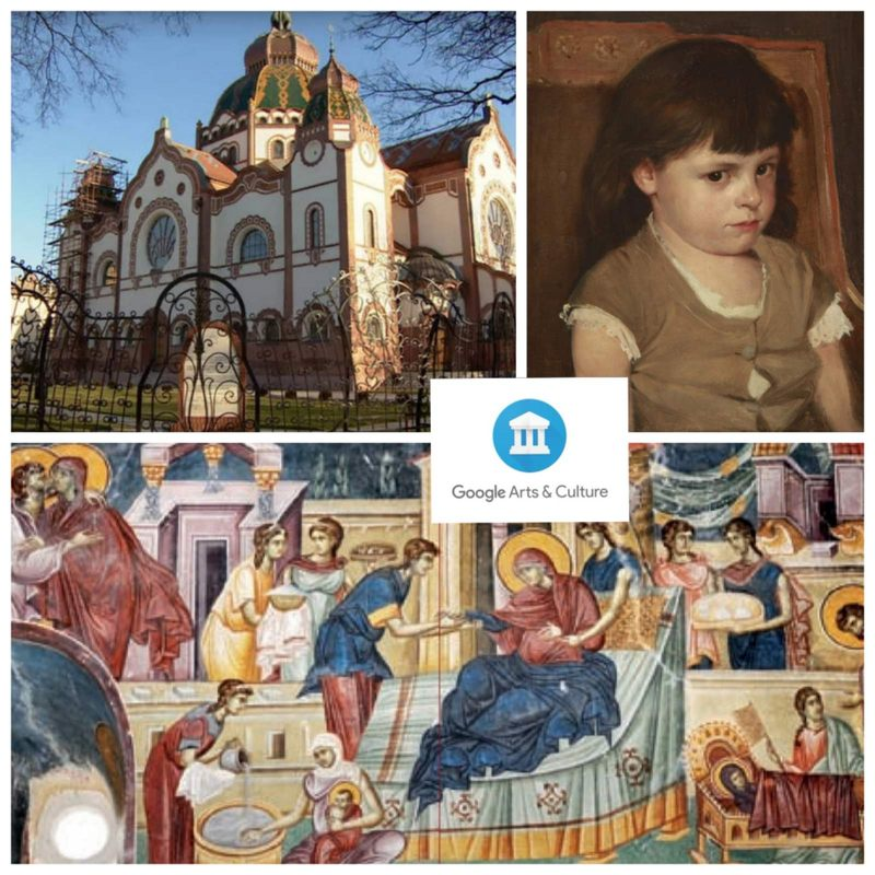 Cultural heritage of Serbia on Google Arts and Culture platform