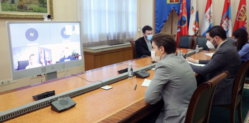 Serbia continues to work on implementation of comprehensive reforms