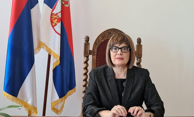 Serbia remains consistent with its European path