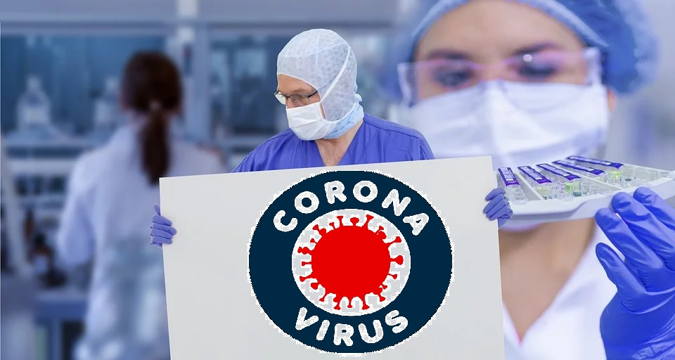 Number of people infected with coronavirus still slightly declining
