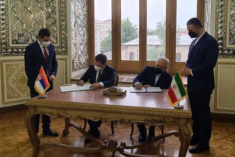 Iran supports Serbia in international organisations