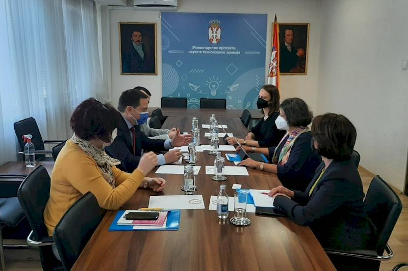 Significant support of UNICEF to Serbia in conditions of pandemic
