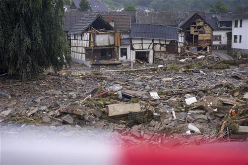 Saučešće Tončeva povodom katastrofalnih poplava u Nemačkoj