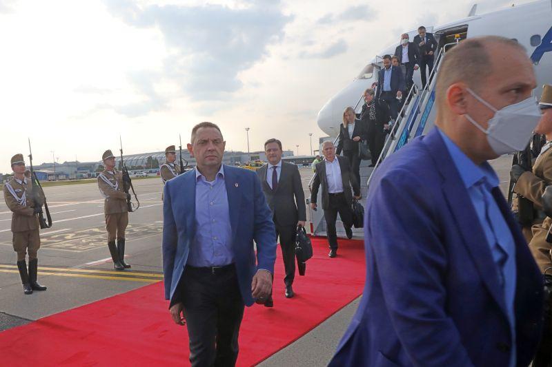 Delegacija Srbije započela zvaničnu posetu Mađarskoj