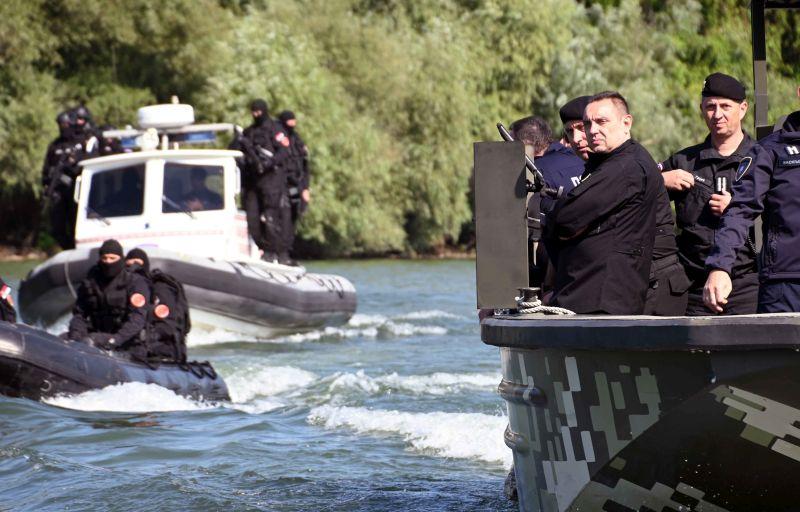 Uskoro formiranje nove jedinice MUP-a za bezbednost na rekama
