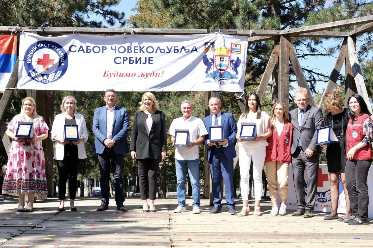 Otvoren Sabor čovekoljublja Srbije