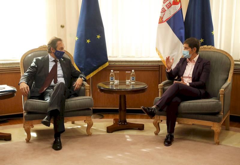 Punopravno članstvo u EU ključni spoljnopolitički prioritet Srbije