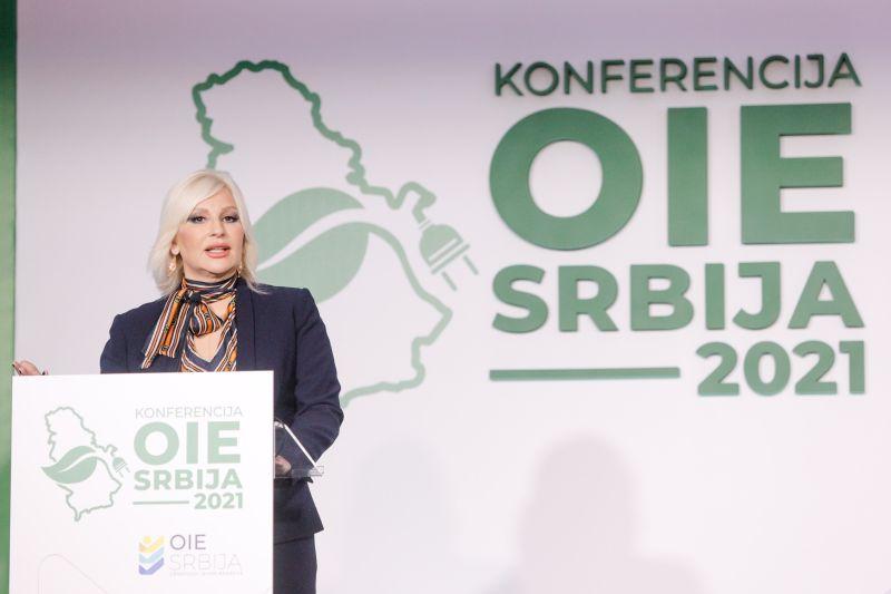 Reformama do ostvarenja vizije o zelenoj Srbiji