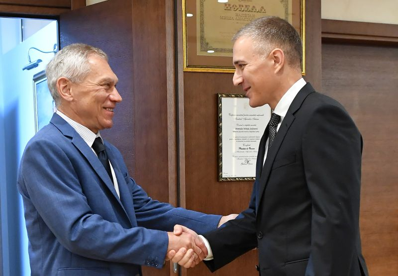 Saradnja Srbije i Rusije u oblasti odbrane izuzetno dobra
