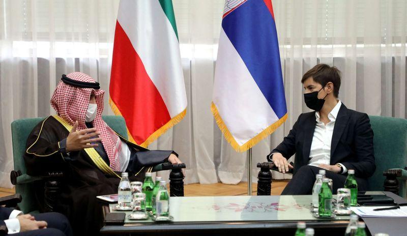 Odnosi Srbije i Kuvajta idu ka strateškoj saradnji
