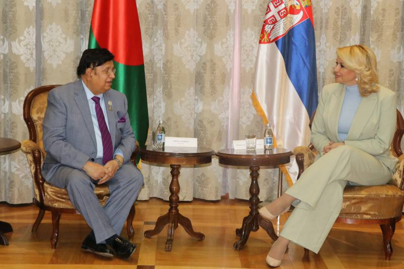 Saradnja Bangladeša i Srbije u oblasti zapošljavanja